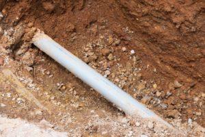 水道管亀裂で水漏れ!破損箇所を修理し解決!