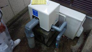 井戸ポンプ故障|劣化した井戸ポンプを新しく交換【福岡県小郡市の事例】