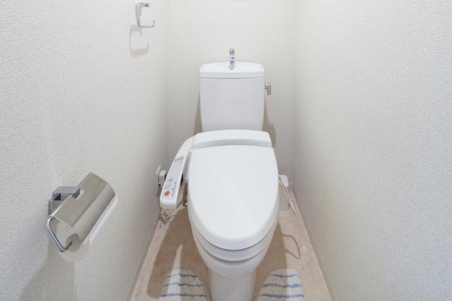 25年使用のトイレを新しい物に交換!!【福岡市東区の事例】