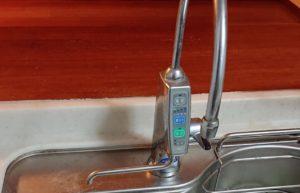 浄水器から水が出ない…問題は浄水器の故障
