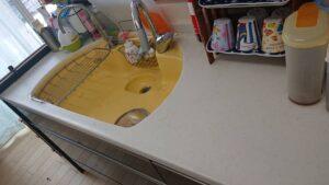 キッチンつまり修理|高圧洗浄機で排水管を洗浄し解決!【熊本市西区の事例】