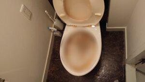 トイレつまり修理 高圧ポンプで押し流し解決!【大分市公園通りの事例】