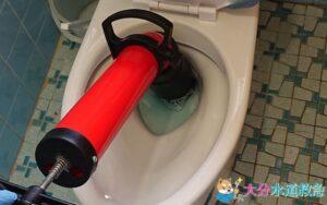 トイレつまり修理 つまったお掃除シートを高圧ポンプで押し流し解決!【大分県速見郡の事例】