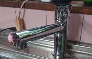 キッチン蛇口の水漏れ|緊急対応!パッキンの経年劣化【佐賀市兵庫南の事例】