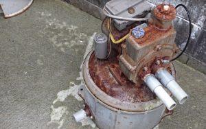 井戸ポンプから出る水の水圧が弱い!井戸ポンプ本体とジェット交換で解決!