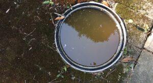 汚水桝つまり 高圧洗浄機で洗浄して解決!【佐賀県鳥栖市の事例】