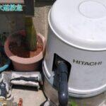 井戸ポンプから水が出ない 新しい浅井戸ポンプに交換して解決!【佐賀県三養基郡の事例】